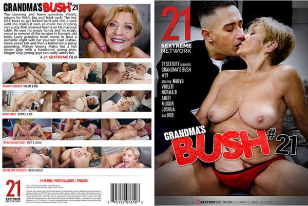 おばあちゃんのブッシュ 21