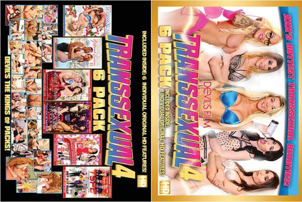 ニューハーフ 6 パック 4 (6 DVD セット)