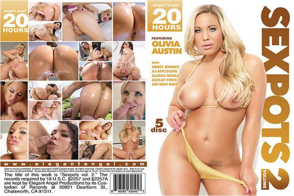 セックスポット(5 DVDセット - 20時間)