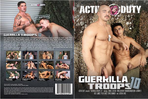 Guerrilla Troops Vol.10