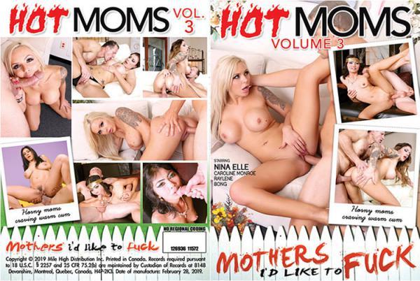 ホット マムズ Vol.3