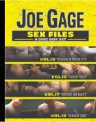 ジョー ゲージ セックス ファイルズ Vol.15-18 (4枚組)