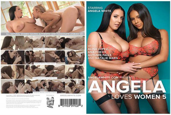 アンジェラは女が好き Vol.5