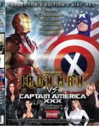 アイアンマンvsキャプテンアメリカXXX:アンエクストリームコミxxxパロディー(2 DVDセット)