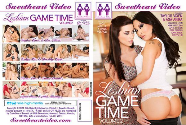 レズビアン ゲーム タイム Vol.2