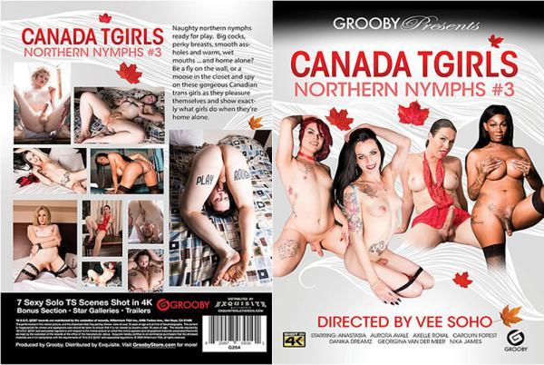 カナダTgirl:ノーザンニンフス3
