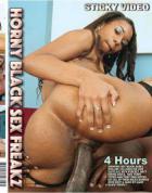 ホーニー ブラック セックス フリークズ (4時間 DVD)