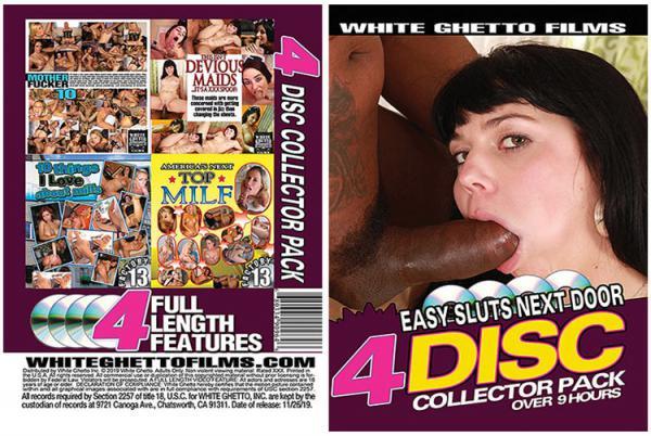 隣のイージー・スラット (4 DVDセット)