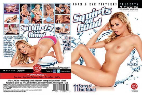 スクワーッツ ソー グッド (4時間DVD)