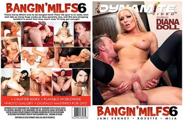 Bangin' MILFs Vol.6 - 無料アダルト動画付き(サンプル動画)