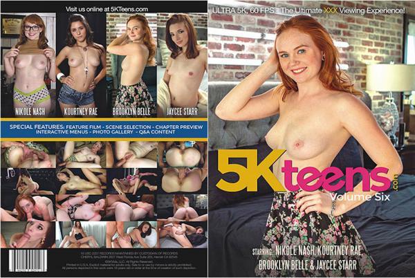 5K ティーンズ Vol.6 (2枚組)
