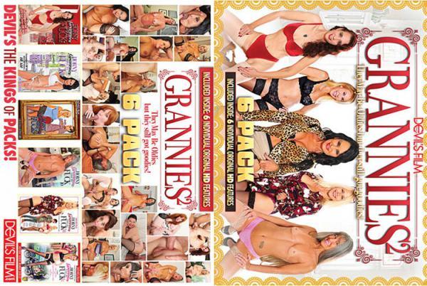 グラニーズ 6 パック Vol.2 (6枚組)