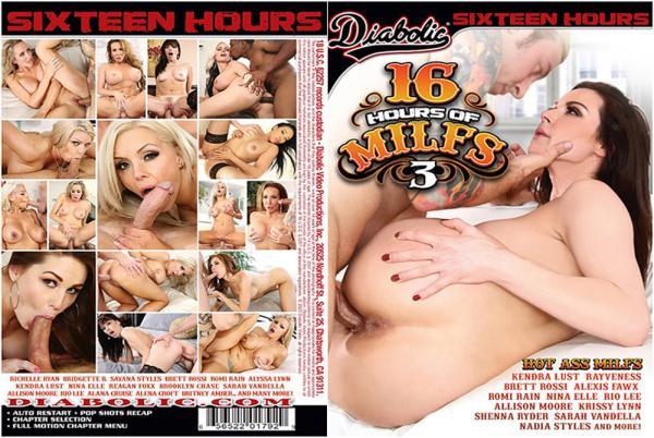 16 時間の MILF 3 (4 DVD セット - 16 時間)