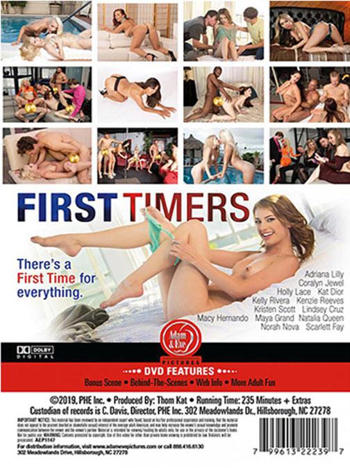 ファーストタイマー (4時間DVD) サンプル画像
