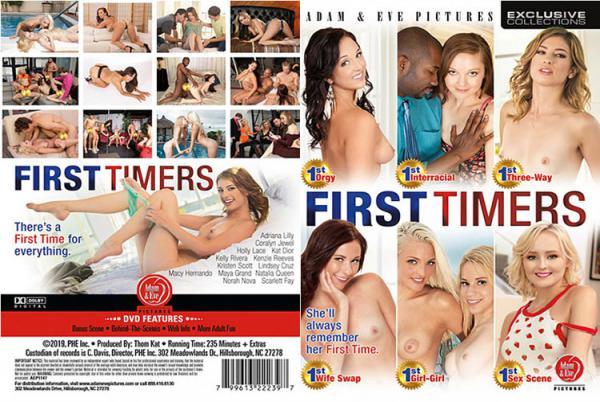 ファーストタイマー (4時間DVD)