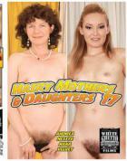 毛深い母と娘 Vol.17