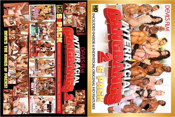 インターレイシャル ギャングバングス 6 パック Vol.2 (6枚組)