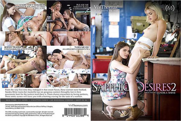 Sapphic Desires Vol.2