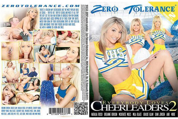 誰もがチアリーダー2を愛する2 (2 DVDセット)