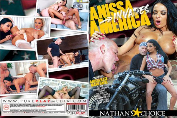 アニッサがアメリカに侵攻