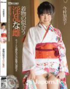 着物の似合う淫乱な雌 : 今村加奈子 - 無料アダルト動画付き(サンプル動画)