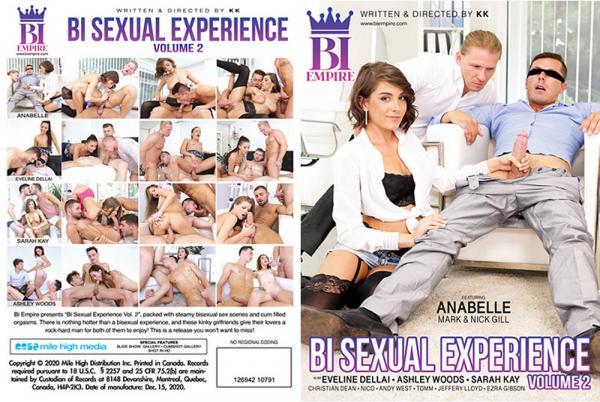 バイ性的な経験2