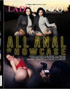 Lady Gonzo:All Anal Showcase