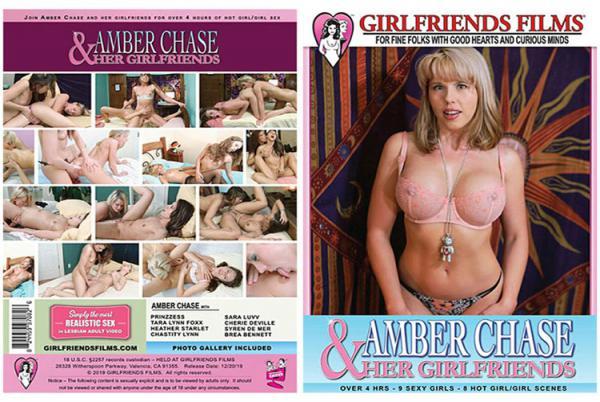 Amber Chaseと彼女のガールフレンド