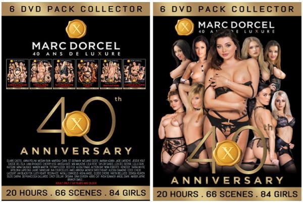 マーク・ドーセル 40周年記念 (6枚組)