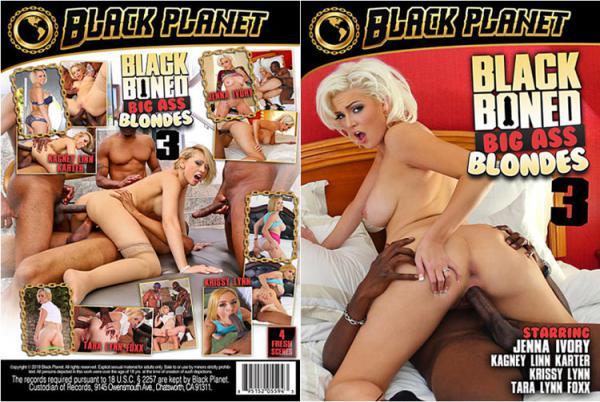 ブラック ボーンド ビッグ アス ブロンズ Vol.3