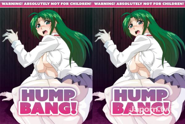ハンプ バング! (DVD-Rディスク盤)
