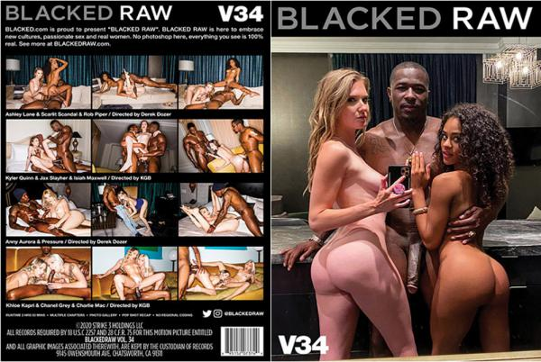 BLACKED RAW V34