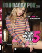 若いブロンドの女の子 5