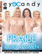 年配の女性の称賛