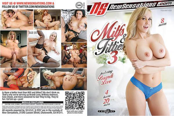 MILFs & Titties Vol.3 (2枚組)