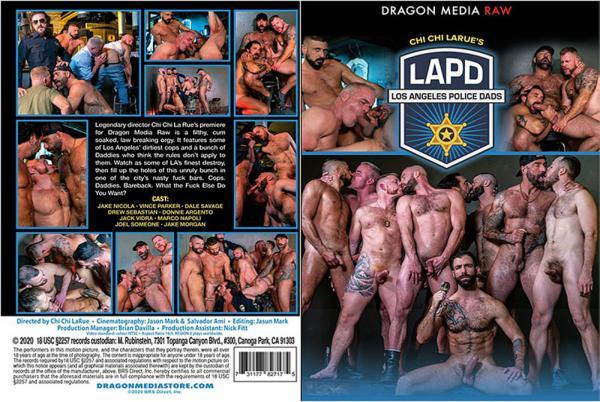 LAPD: ロサンゼルス警察のお父さん