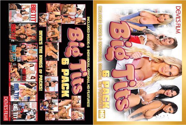 巨おっぱい 6 パック (6 DVD セット)