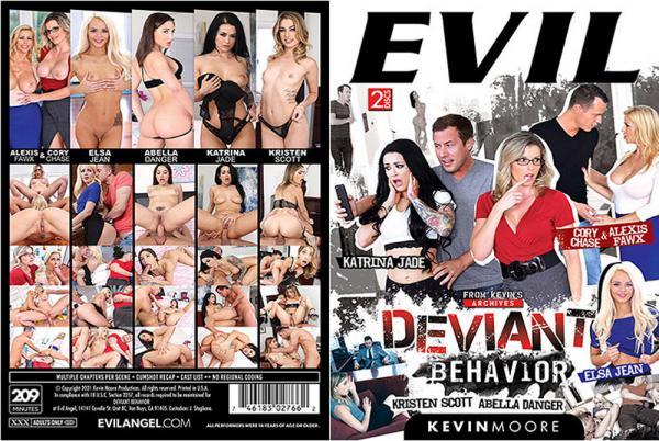 Deviant Behavior (2枚組) - 無料アダルト動画付き(サンプル動画)