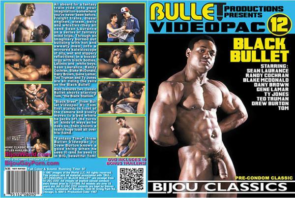 ブレット ビデオパック Vol.12: ブラック ブレット