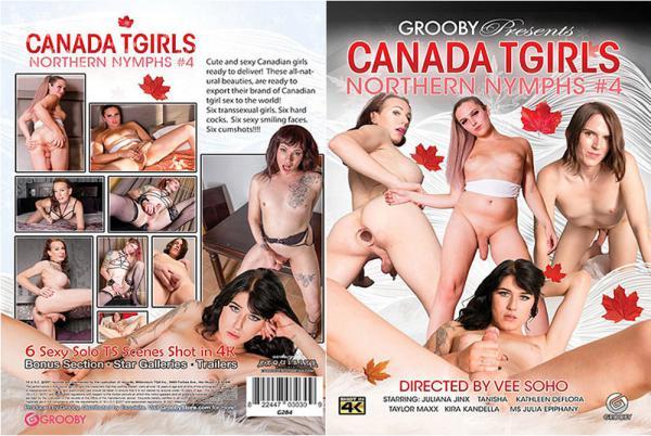 カナダ Tガール: 北のニンフォズ Vol.4